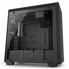 NZXT H700i Midi Tower Black Case