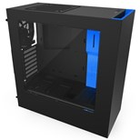 NZXT S340 Black/Blue Mid Tower Case
