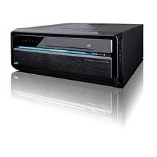 AvP Gladius CA36 Black HTPC Case