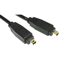 2m 4Pin To 4Pin FireWire Cable