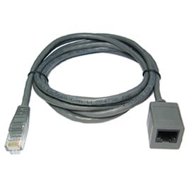 0.5m CAT5e Extension Cable