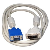 DVI to VGA 2 Metre Cable