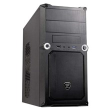Cougar MG100 Midi Tower Black Case