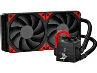 Deepcool GamerStorm Captain 240 EX Red LED All-in-One Liquid CPU Cooler
