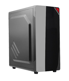 AvP Atomic Black Mini Tower Case