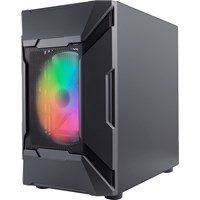 1st Player D3-A Mid Tower Gaming Case - Black USB 3.0