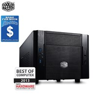 Cooler Master Elite 130 Black Case