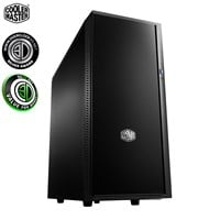 Cooler Master Silencio 452 Mid Tower Gaming Case - Black USB 3.0