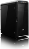 AvP X6 Mid Tower Gaming Case - Black USB 3.0