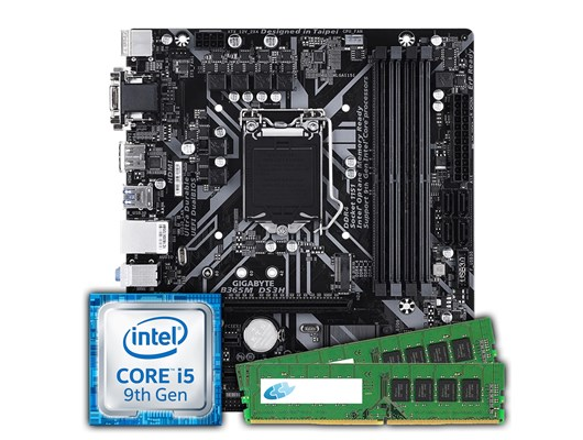 CCL Nova Pro Intel Motherboard Bundle