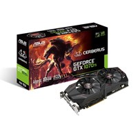 ASUS GeForce GTX 1070 Ti 8GB Cerberus Boost Graphics Card