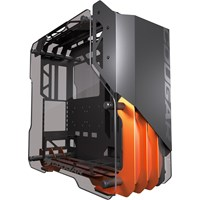 Cougar Blazer Mid Tower Gaming Case - Black USB 3.0