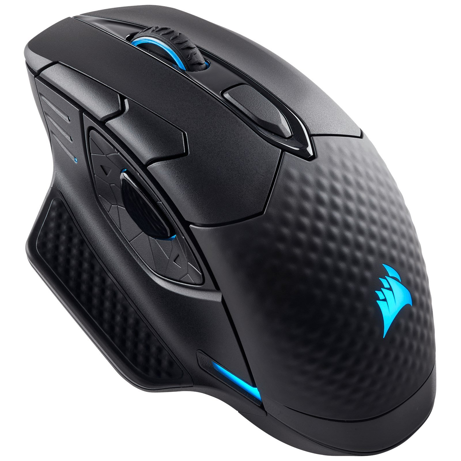 f9eff9db481 Corsair Dark Core RGB SE Performance Wired/Wireless Gaming Mouse - with Qi  Wireless Charging (EU)