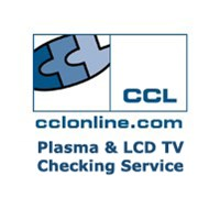 CCL Plasma & LCD TV Checking Service (Incurs 1-2 day delay)