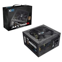 CiT ATV500R 500W Power Supply 80 Plus Bronze