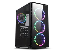 CiT Raider Mid Tower Gaming Case