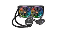 Thermaltake Water 3.0 RGB Fans 240mm Water Cooling System with Radiator