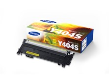 Samsung CLT-Y404S Yellow Toner (1,000 pages)