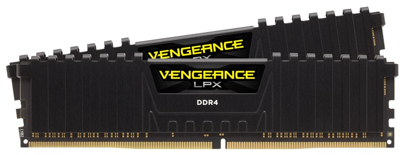 Corsair 16GB Vengeance LP DDR3