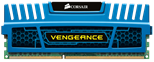 Corsair Vengeance Performance Memory Module 4GB (1x4GB) DDR3 1600MHz