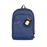 Canyon Fashion Backpack for 15.6 laptops Blue