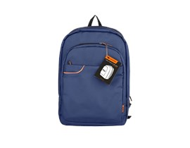 "Canyon Fashion Backpack for 15.6"" laptops Blue"
