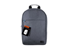 "Canyon Super Slim Backpack for 15.6"" Laptops in Grey"