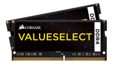 Corsair ValueSelect 8GB (2x 4GB) 2133MHz DDR4 RAM