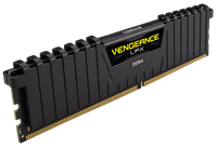 Corsair Vengeance LPX 8GB 1X8GB Memory DDR4 2400MHz PC4-19200 DIMM