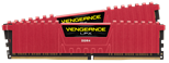 Corsair Vengeance LPX 32GB (2 x 16GB) Memory Kit PC4-24000 3000MHz DDR4 DIMM C15 (Red)
