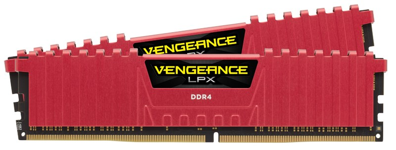 Corsair Vengeance LPX 16GB (2x8GB) 2400MHz DDR4 Memory Kit