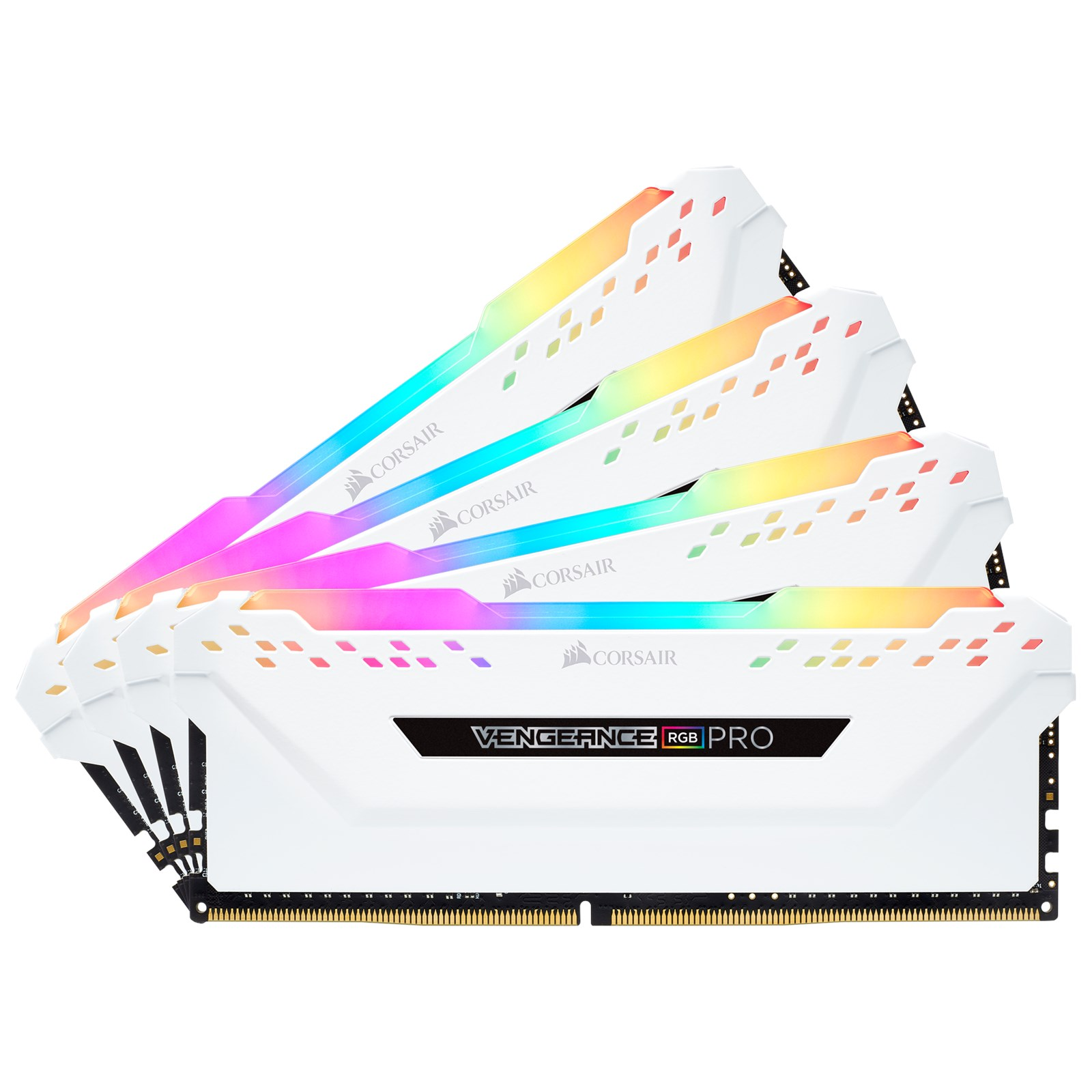 Corsair Vengeance RGB PRO 32GB (4x8GB) 3200MHz DDR4 Memory Kit