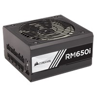 Corsair RMi Series 650W Modular Power Supply 80 Plus Gold