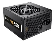 Corsair VS550 Builder Series 550W Power Supply