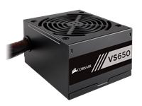 Corsair VS Series VS650 650W Power Supply 80 Plus