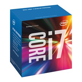 Intel 7th Generation Core i7 (7700) 3.6GHz Processor 8MB L3 Cache 8 GT/s DMI3 (Boxed) *Open Box*