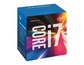 Intel Core i7 7700 3.6GHz Quad Core CPU