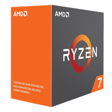 AMD Ryzen 7 1700X 3.4GHz Octa Core (Socket AM4)