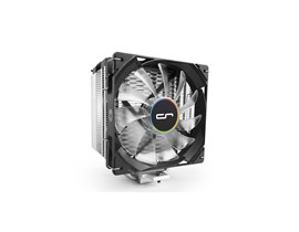 Cryorig H7 Quad Lumi Single Tower Heatsink with 120mm Fan and Lumi RGB System