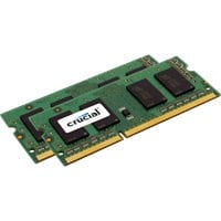 Crucial for Apple Mac 4GB (2x2GB) 1066MHz DDR3 Memory Kit