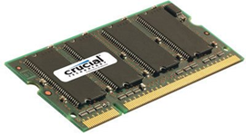 Crucial for Apple Mac 2GB (1x 2GB) 667MHz DDR2