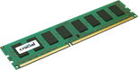 Crucial 16GB Memory Module PC3-14900 1866MHz DDR3 Registered ECC CL13 240-pin DIMM for Mac