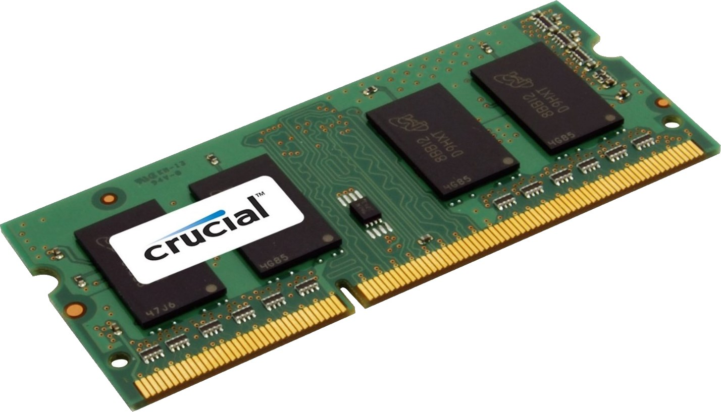 Crucial 2gb 1x 1600mhz Ddr3 Ram Ct25664bf160bj Ccl Computers Memory 2 Gb
