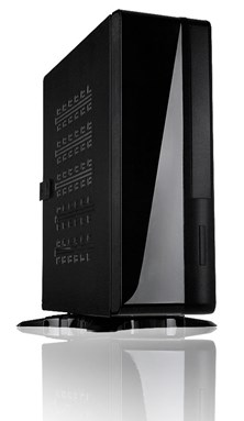 Inwin BQ656 ITX Black Case