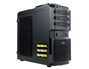 Inwin BUC-666 Gaming Black Midi Tower Case