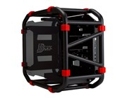 Inwin D-Frame Mini Gaming Black ITX Case