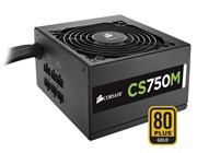 Corsair CS750M 750W Power Supply 80 Plus Gold