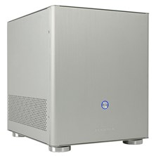 Cooltek Coolcube Maxi Midi Tower Silver Case