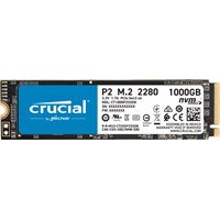Crucial P2 M.2-2280 1TB PCI Express 3.0 x4 NVMe Solid State Drive