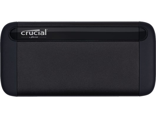 Crucial 1TB X8 Portable SSD, USB 3.1 Type-C *Open Box*